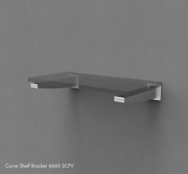 Curve Shelf Bracket