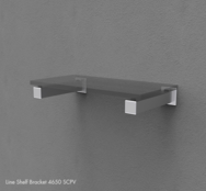 Line Shelf Bracket